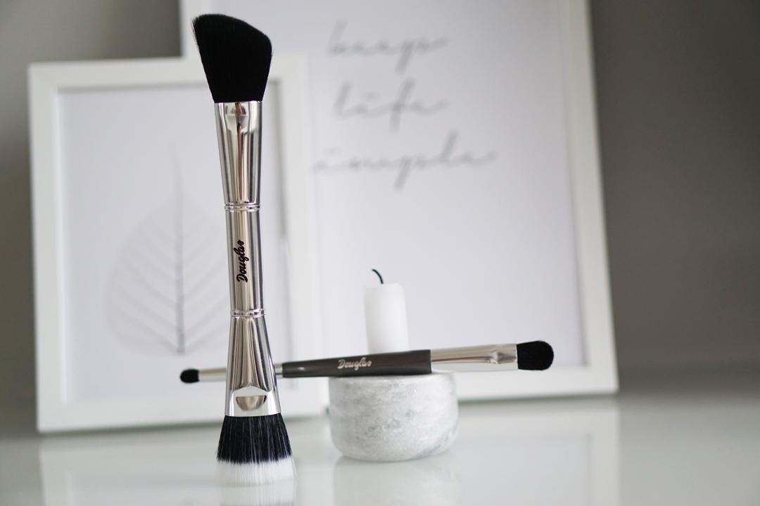 Douglas dual-tip make-up kwasten