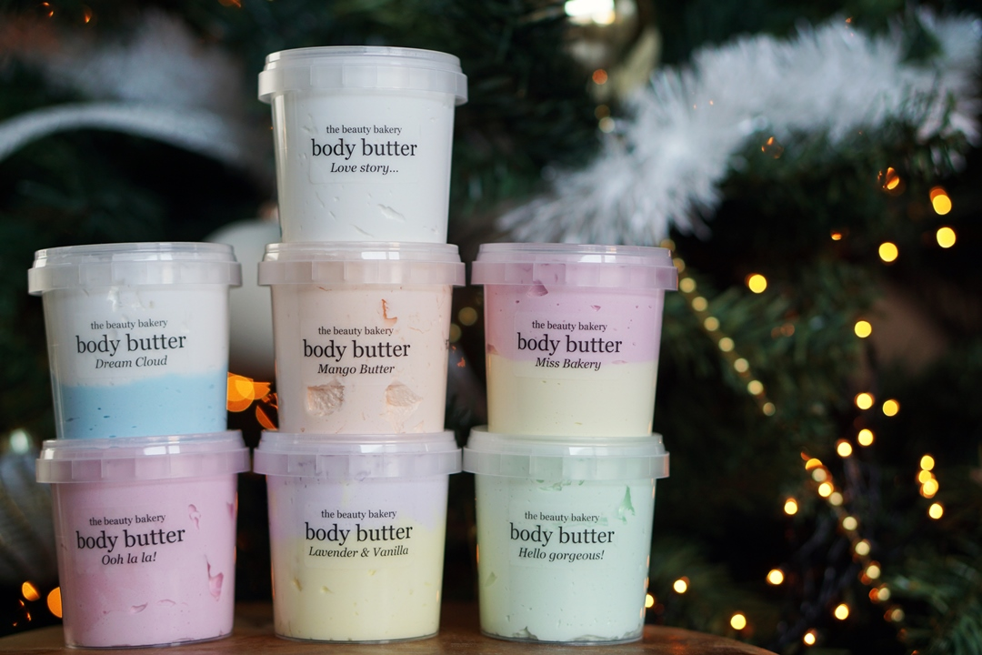 The Beauty Bakery Whipped Body Butter