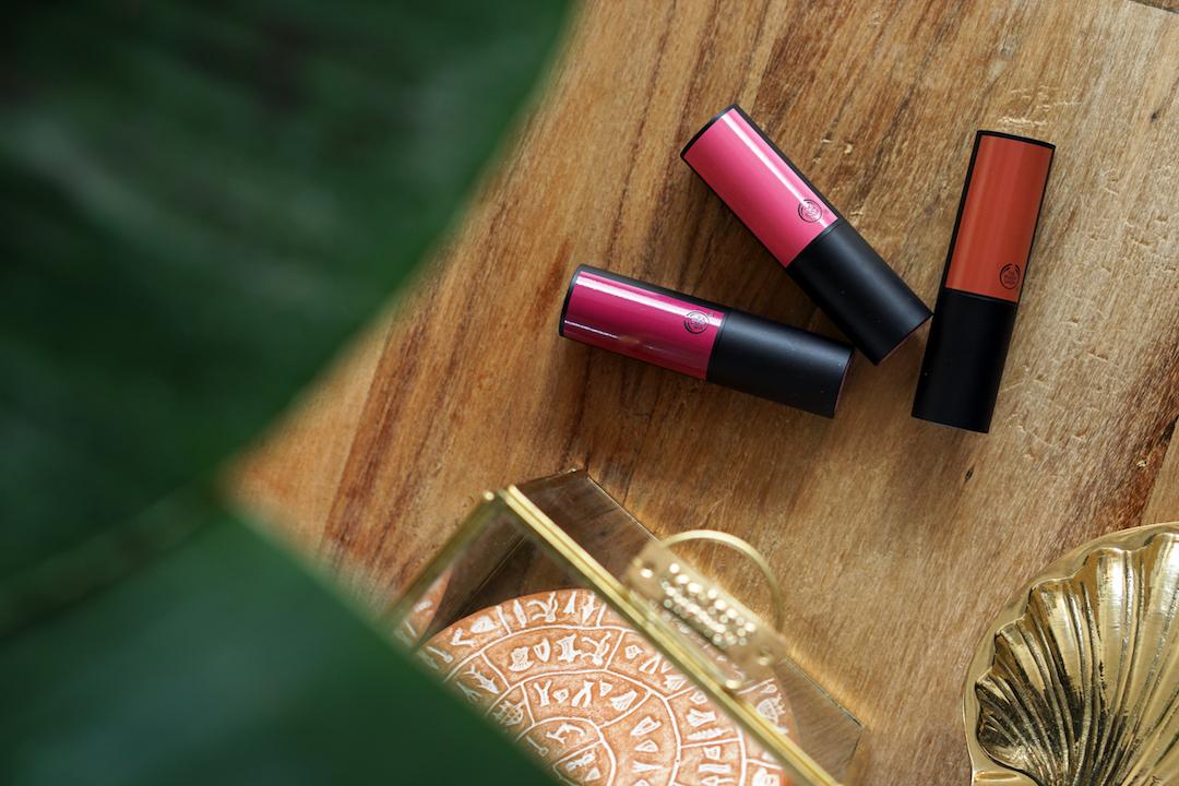 WIN! The Body Shop Matte Lipsticks