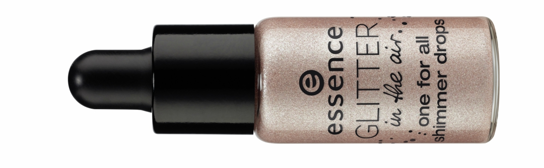 "essence ""glitter in the air"""