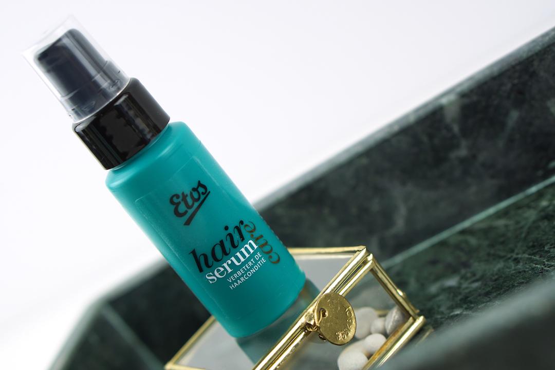 Etos Sea Salt Spray, Hair Oil & Hair Serum