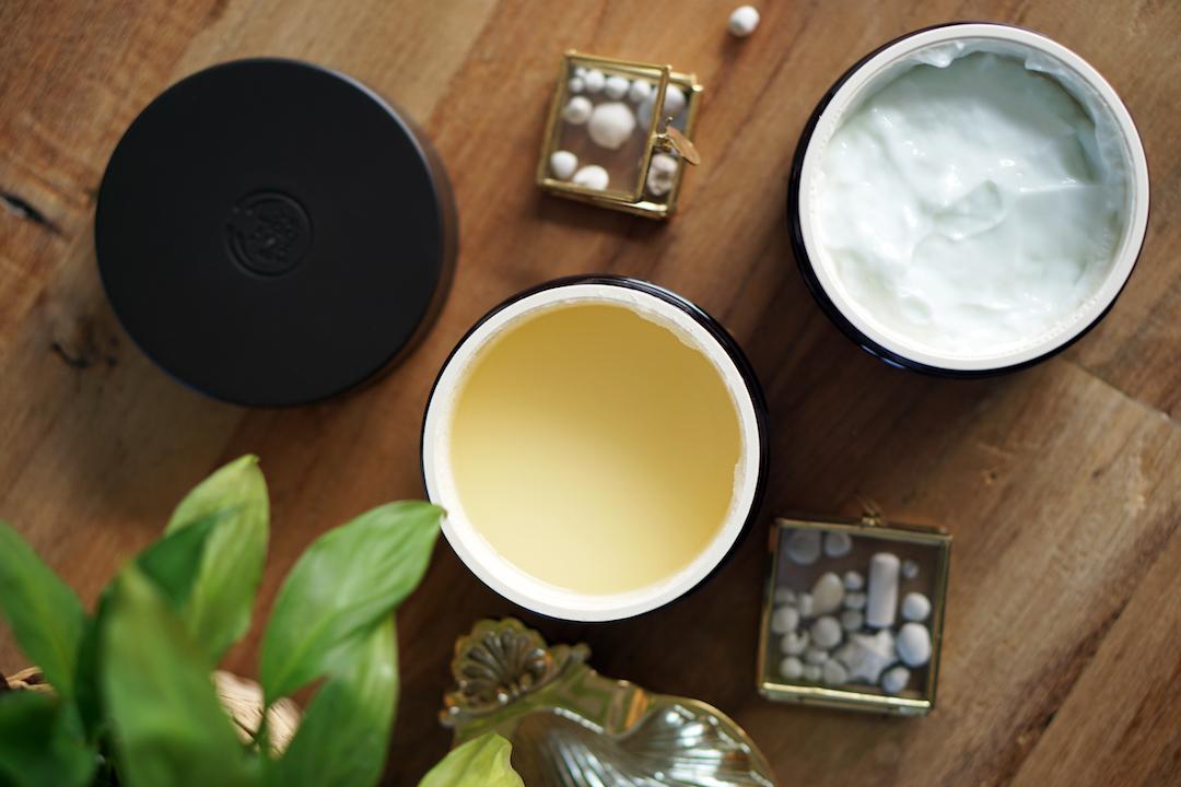 The Body Shop Secrets Of The World Scrub-in-Oil / Cream