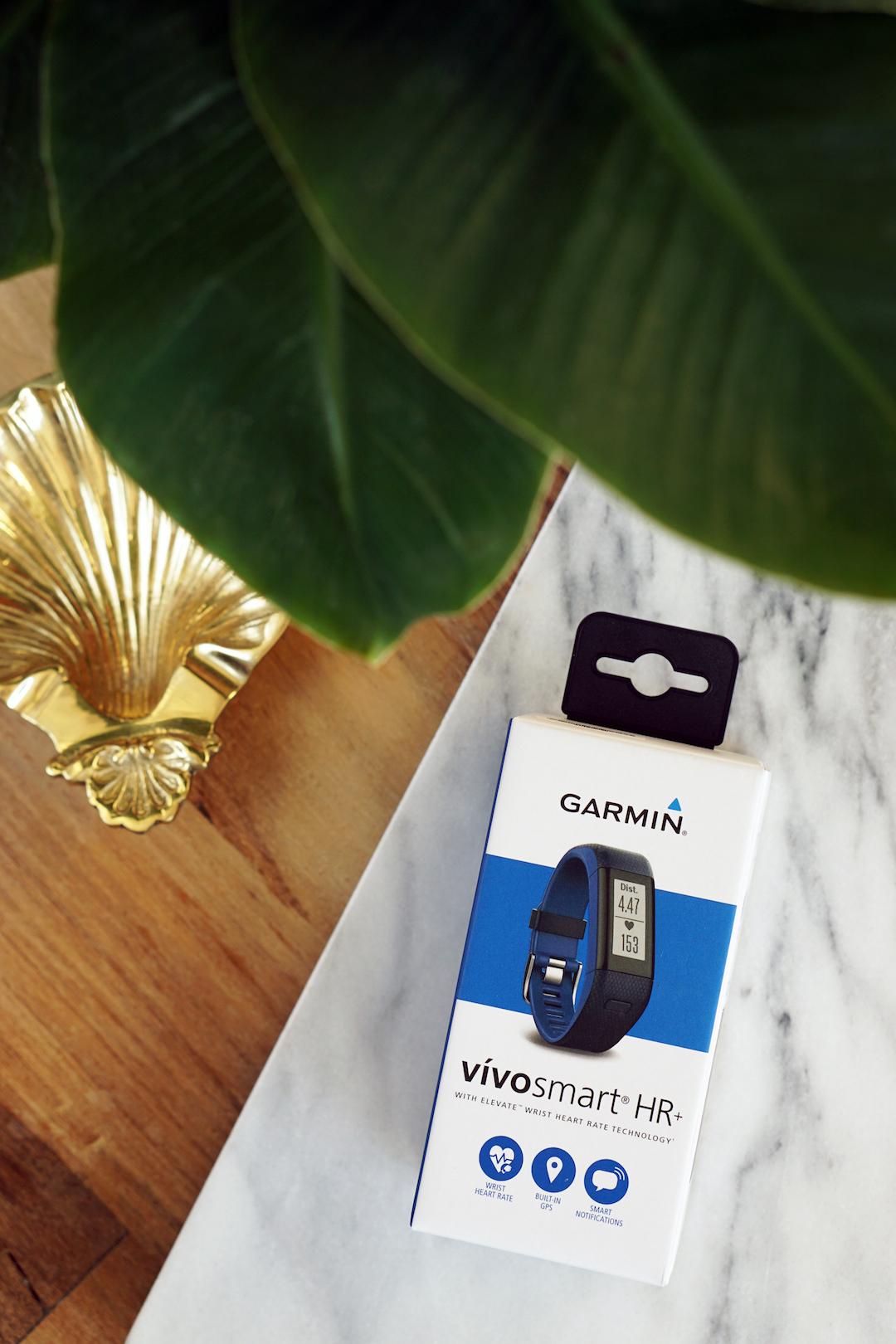 Garmin Vivosmart HR+ activity tracker review