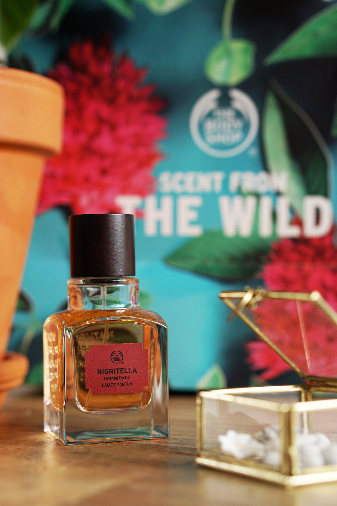 The Body Shop Elixirs of Nature Nigritella