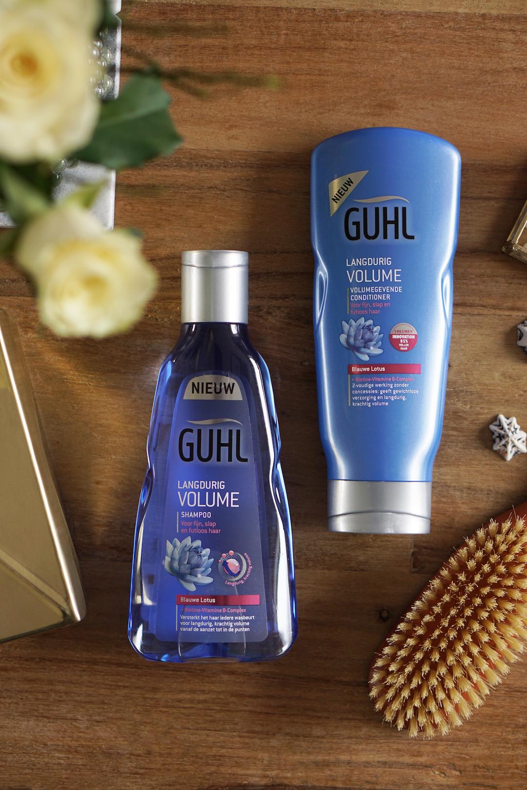 GUHL Langdurig Volume & Verzorging
