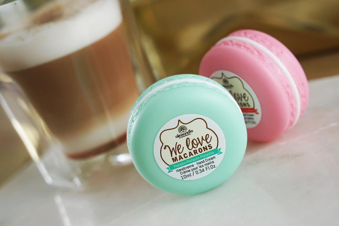 alessandro We Love Macarons! handcrème