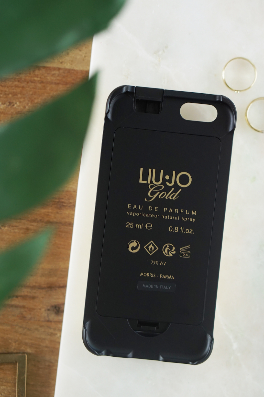 WIN Telefoonhoesje met parfum, Liu Jo Spray Cover