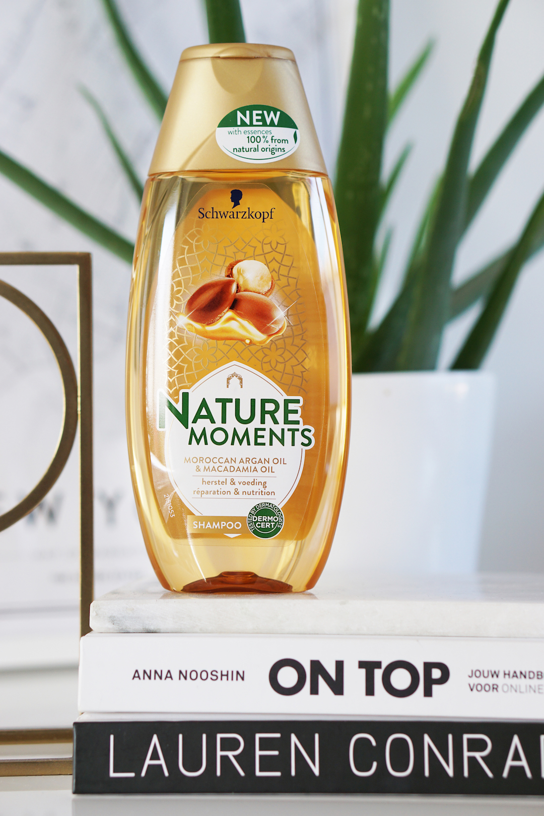 Schwarzkopf Nature Moments Moroccan Argan Oil & Macadamia Oil