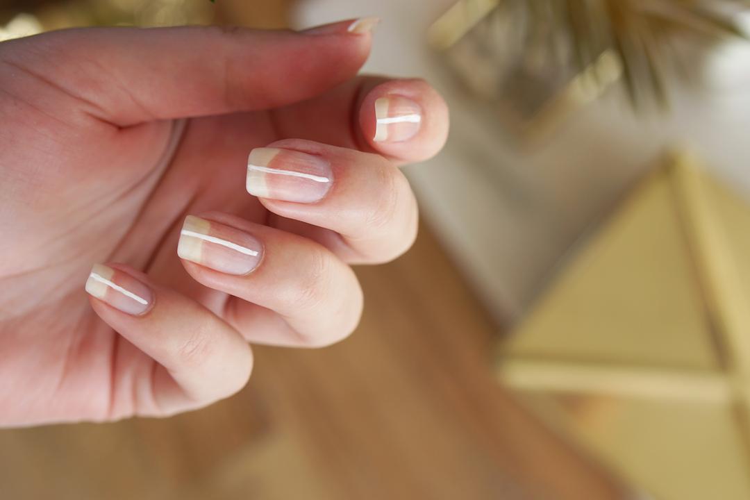How to: amandelvormige nagels stap voor stap
