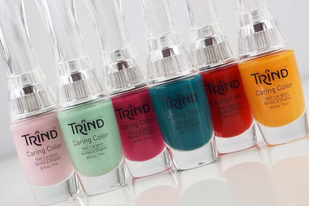 TRIND Boho Vibes swatches