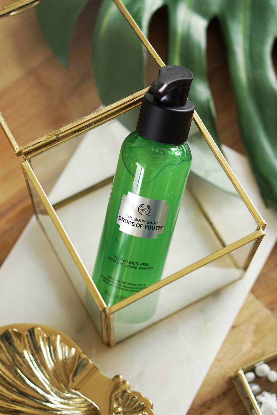 The Body Shop Drops of Youth, Liquid Youth Peel