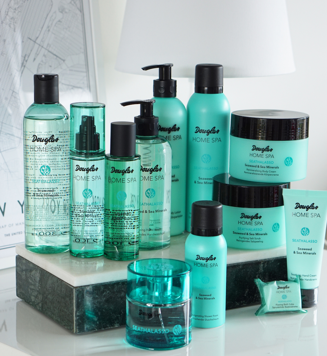 Douglas Home Spa Seathalasso