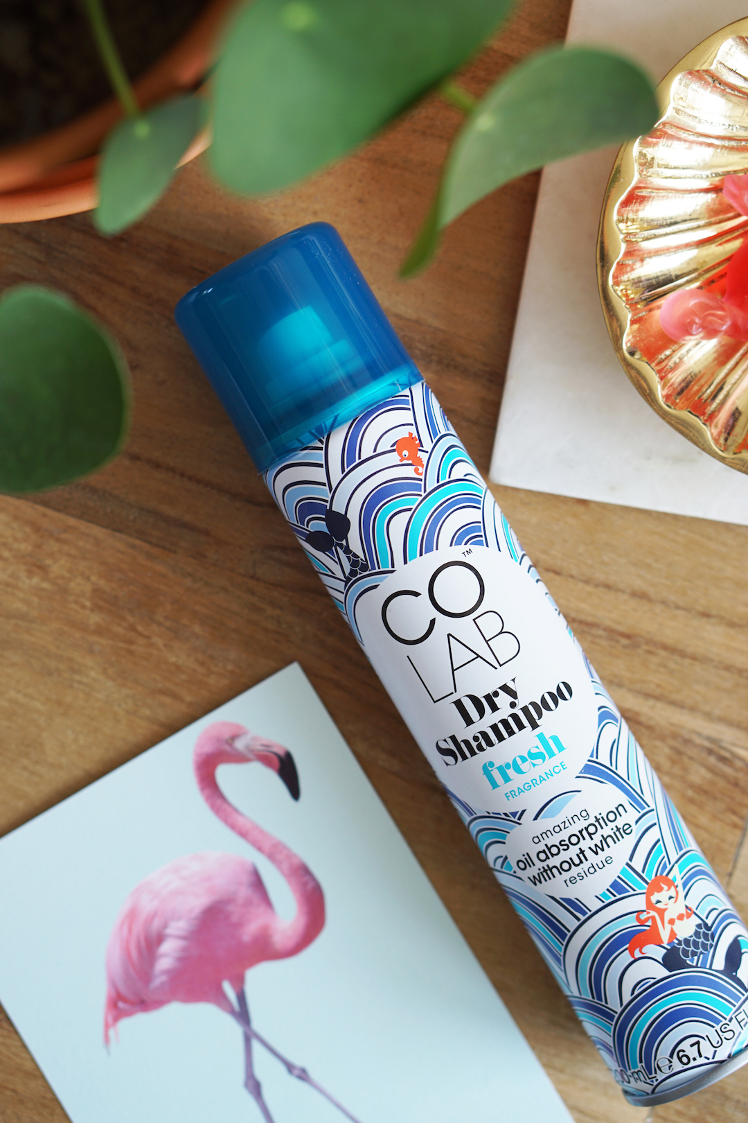 COLAB Dry Shampoo Active, Fresh, Tropical & Paradise