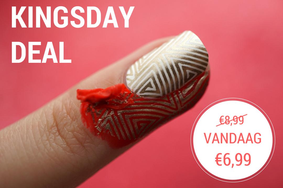 Beautyill Liquid Nail Art Tape €6,99 i.p.v. €8,99 alleen vandaag