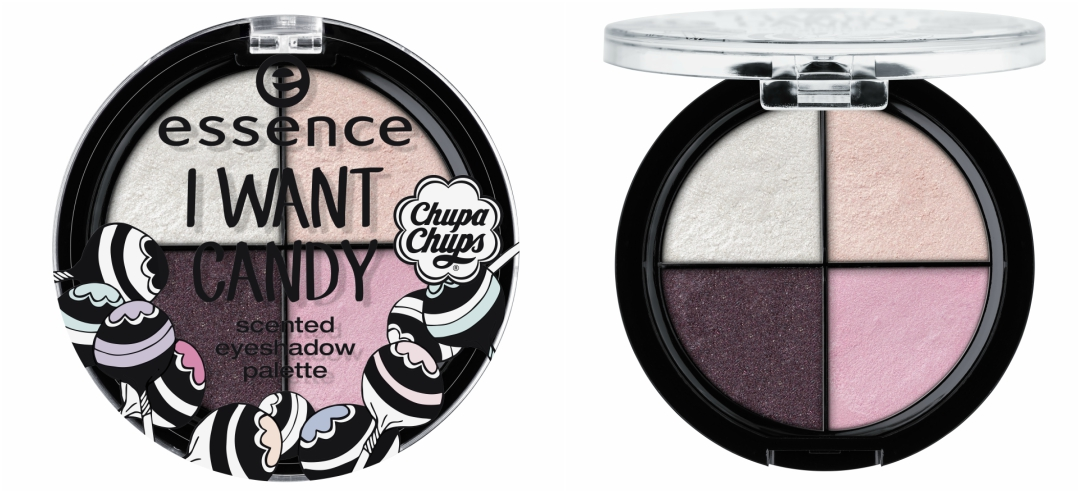 "essence trend edition ""i want candy"""