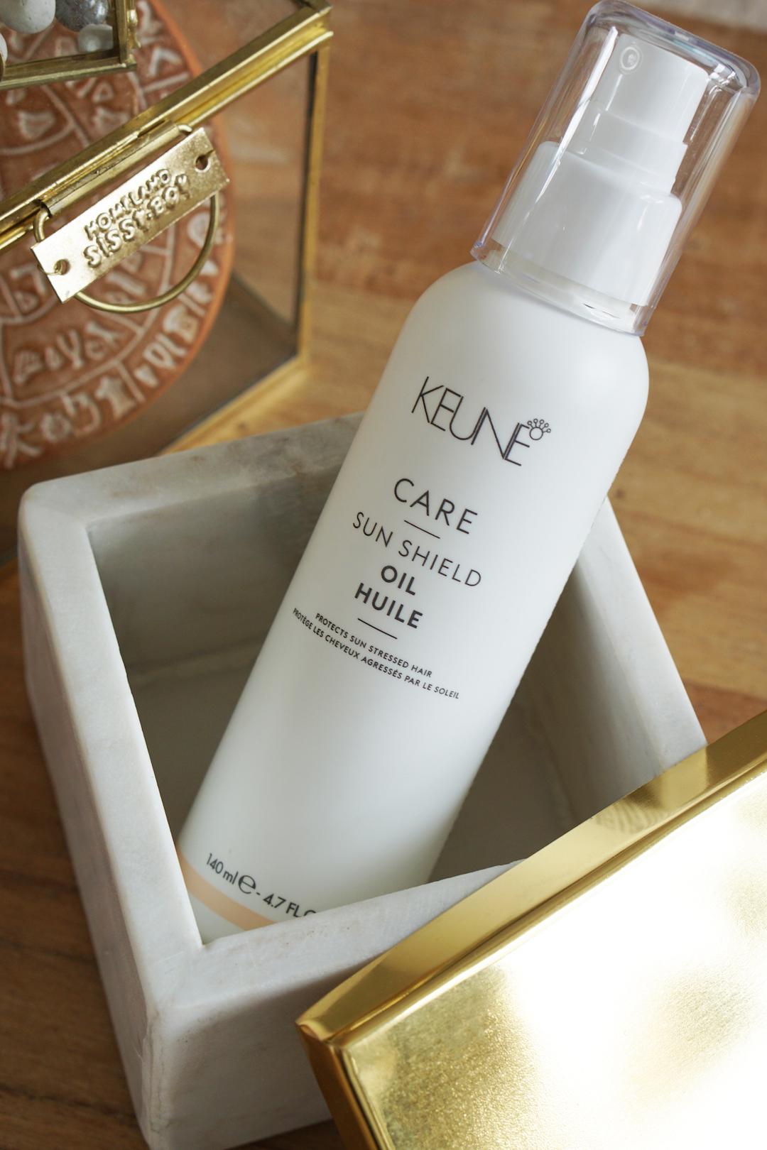 Keune Care Sun Shield, zonbescherming voor je haar