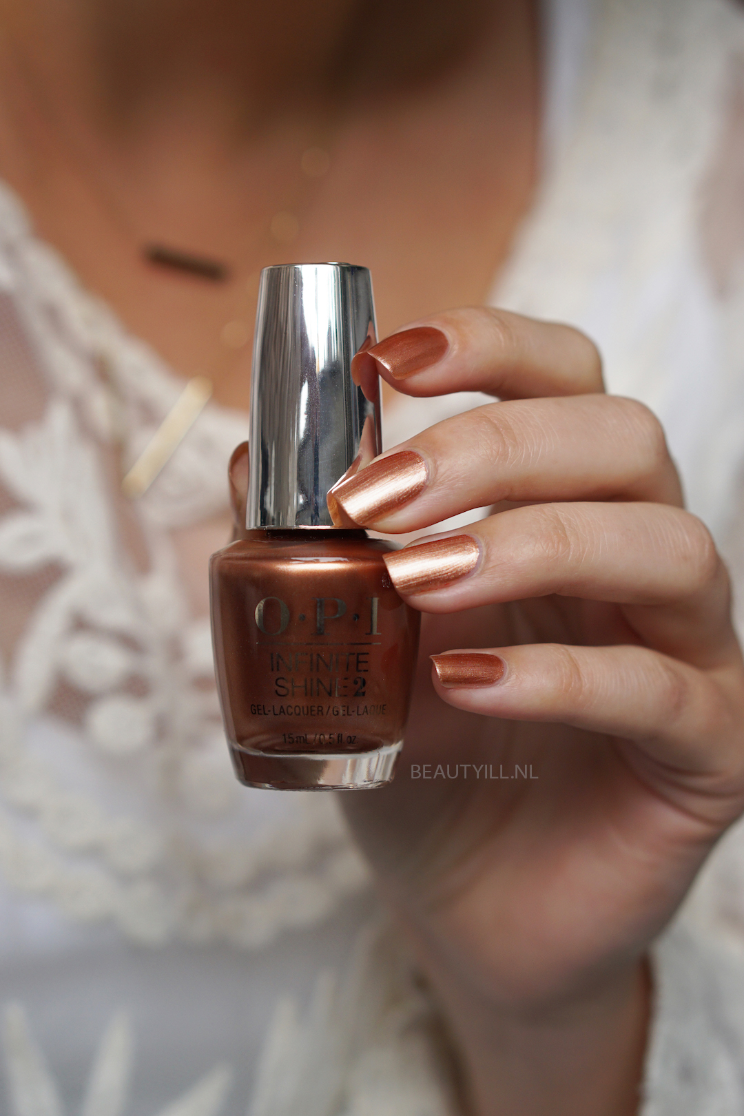OPI California Dreaming swatches sweet carmel sunday