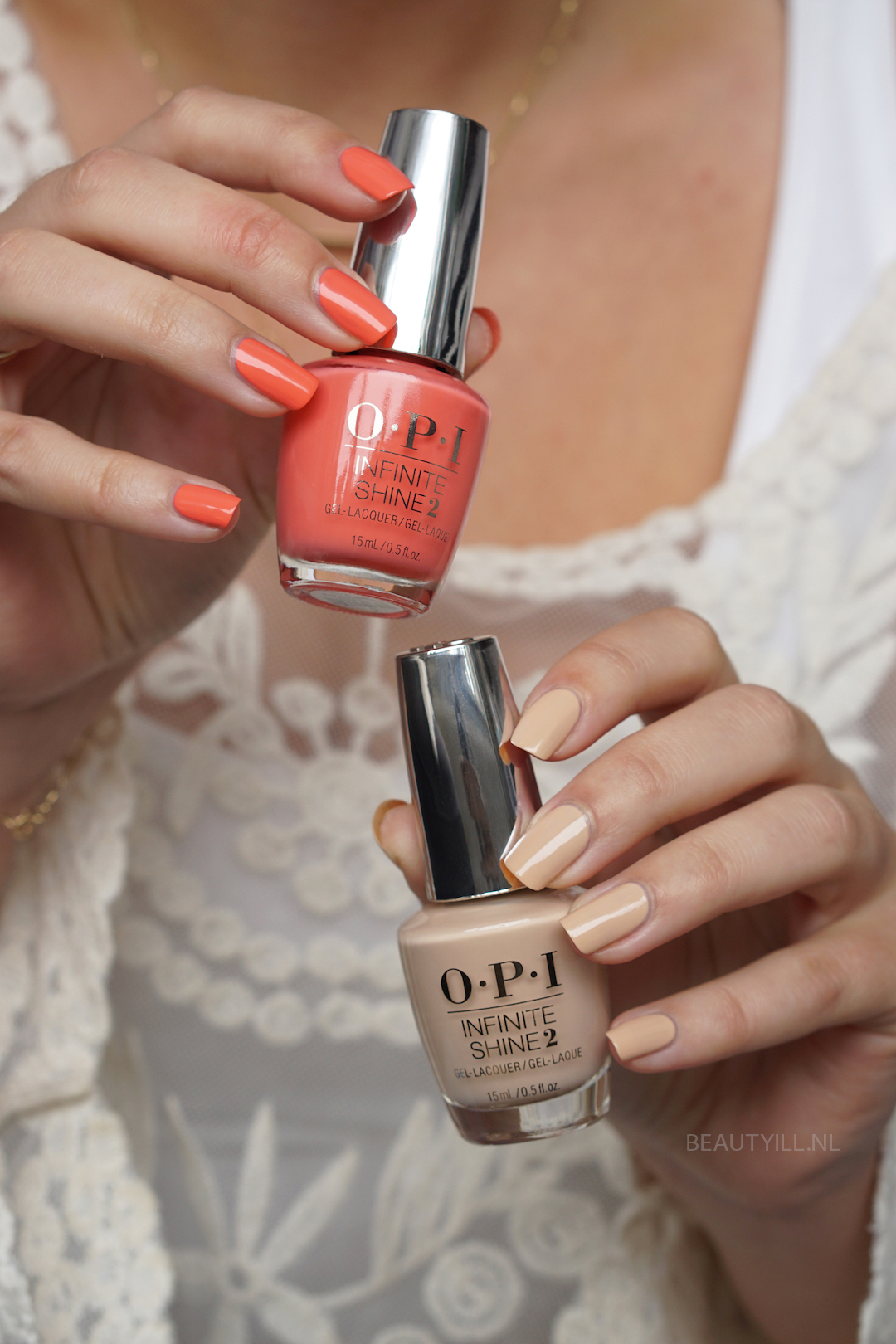 OPI California Dreaming swatches