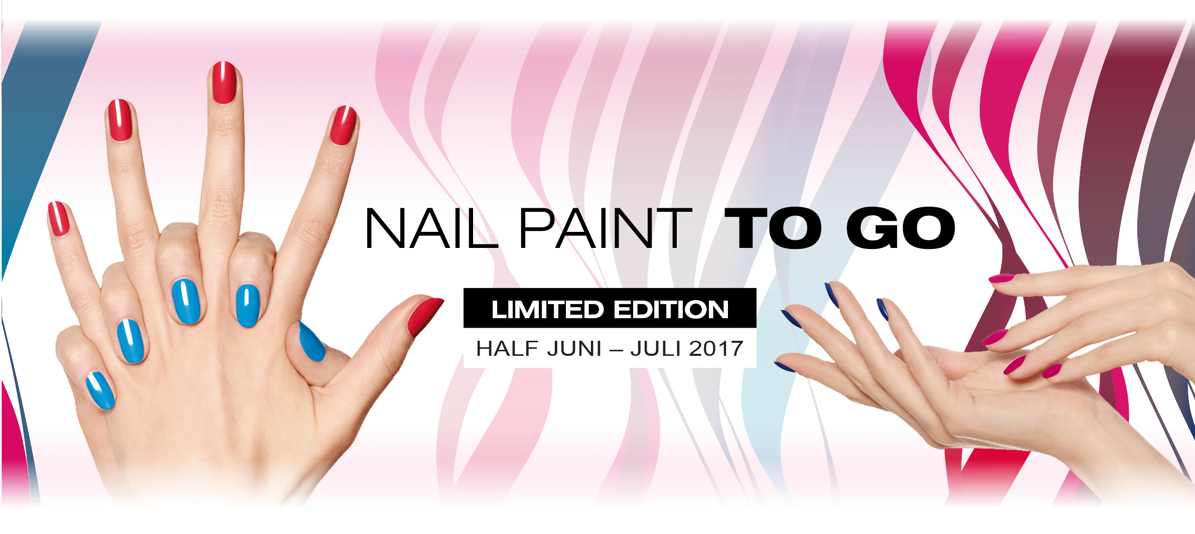 CATRICE limited edition Nail Paint to Go