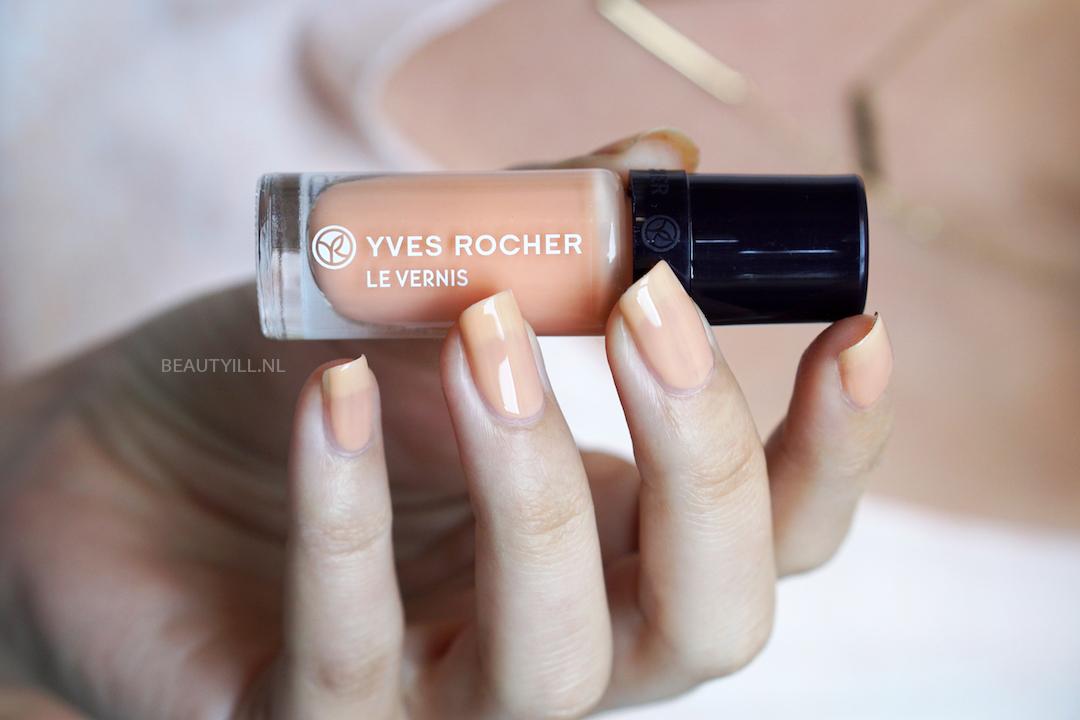 NOTD Yves Rocher nagellak