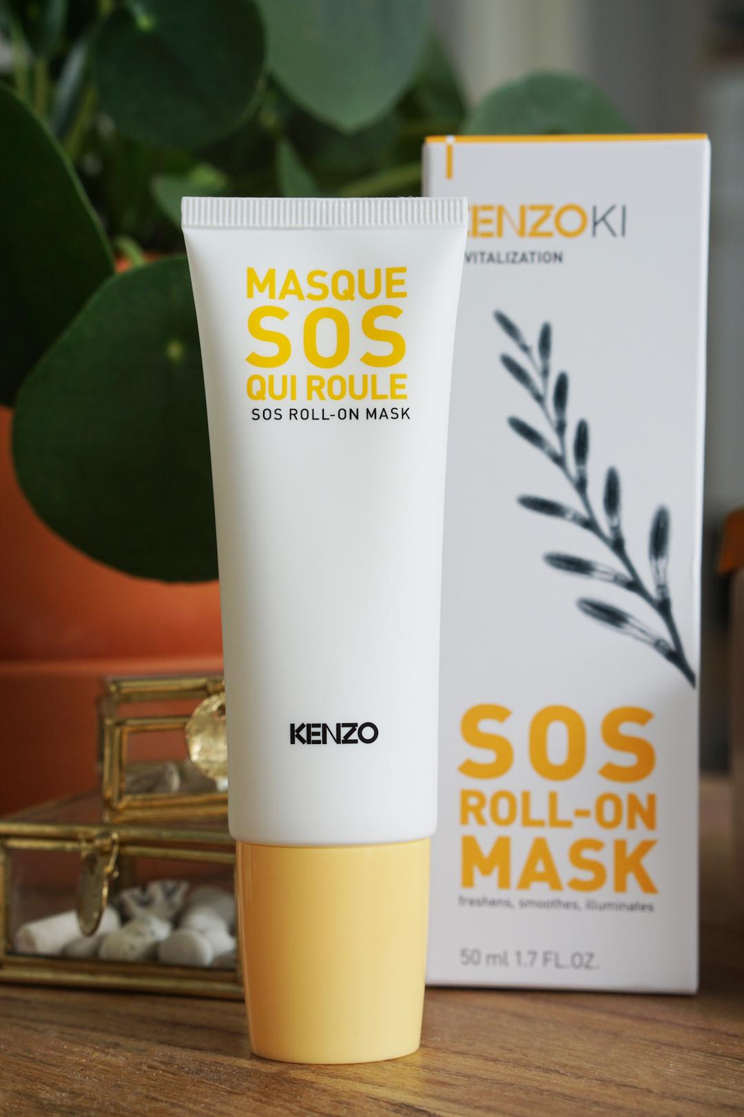 KENZOKI SOS Roll-on Mask