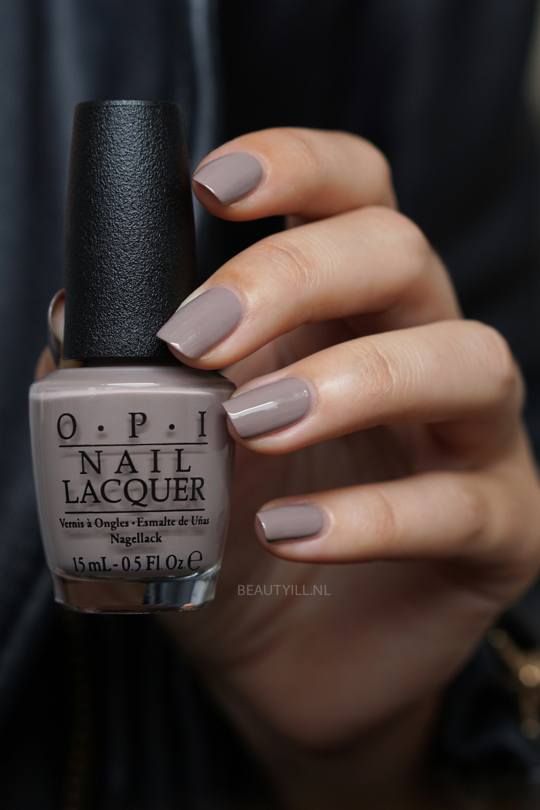 OPI Icelanded a Bottle of OPI