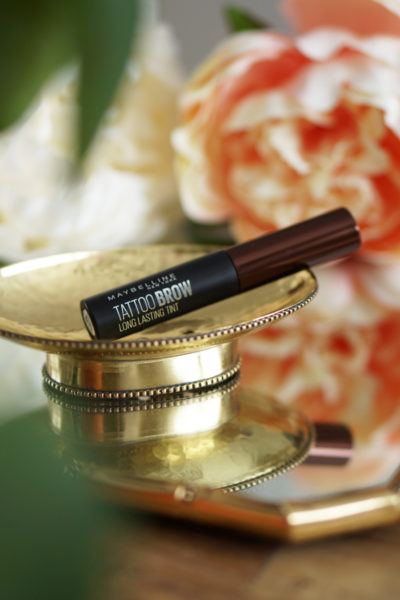 Maybelline Tattoo Brow Dark Brown review
