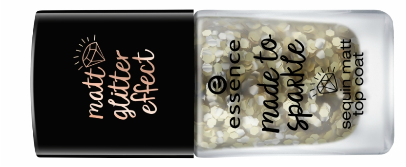 "essence ""made to sparkle"""