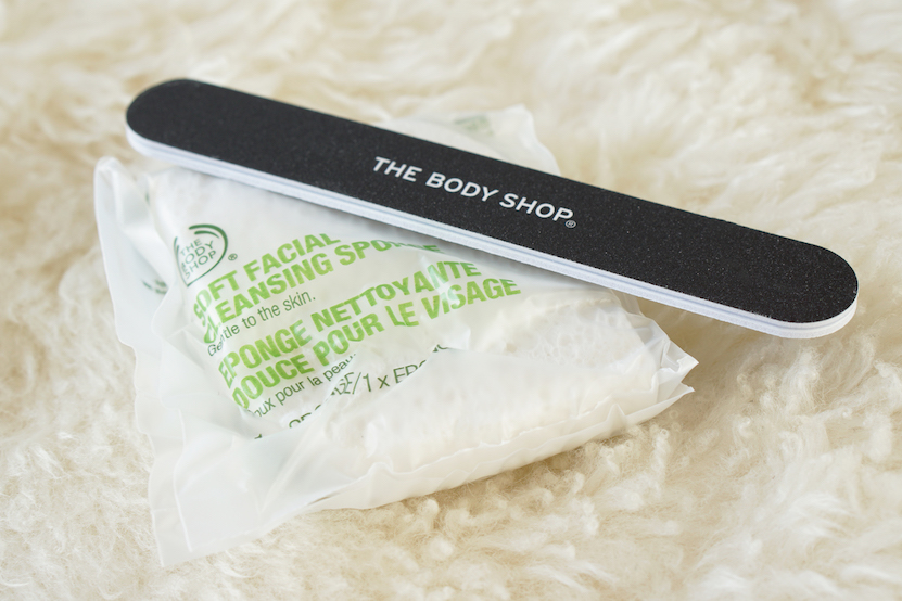 The Body Shop Beauty Adventskalender 2017 unboxing