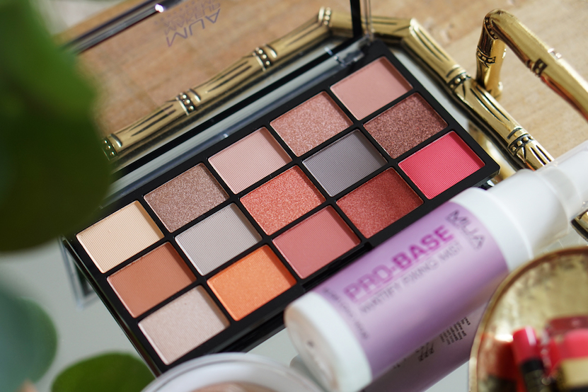WIN MUA make-up pakket
