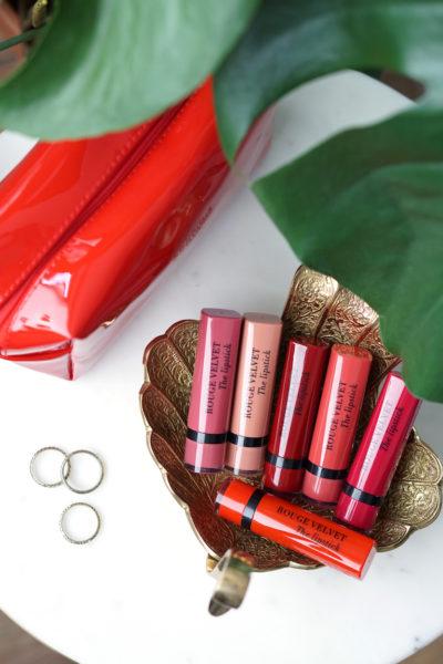 WIN 6x BourjoisRouge Velvet the Lipstick