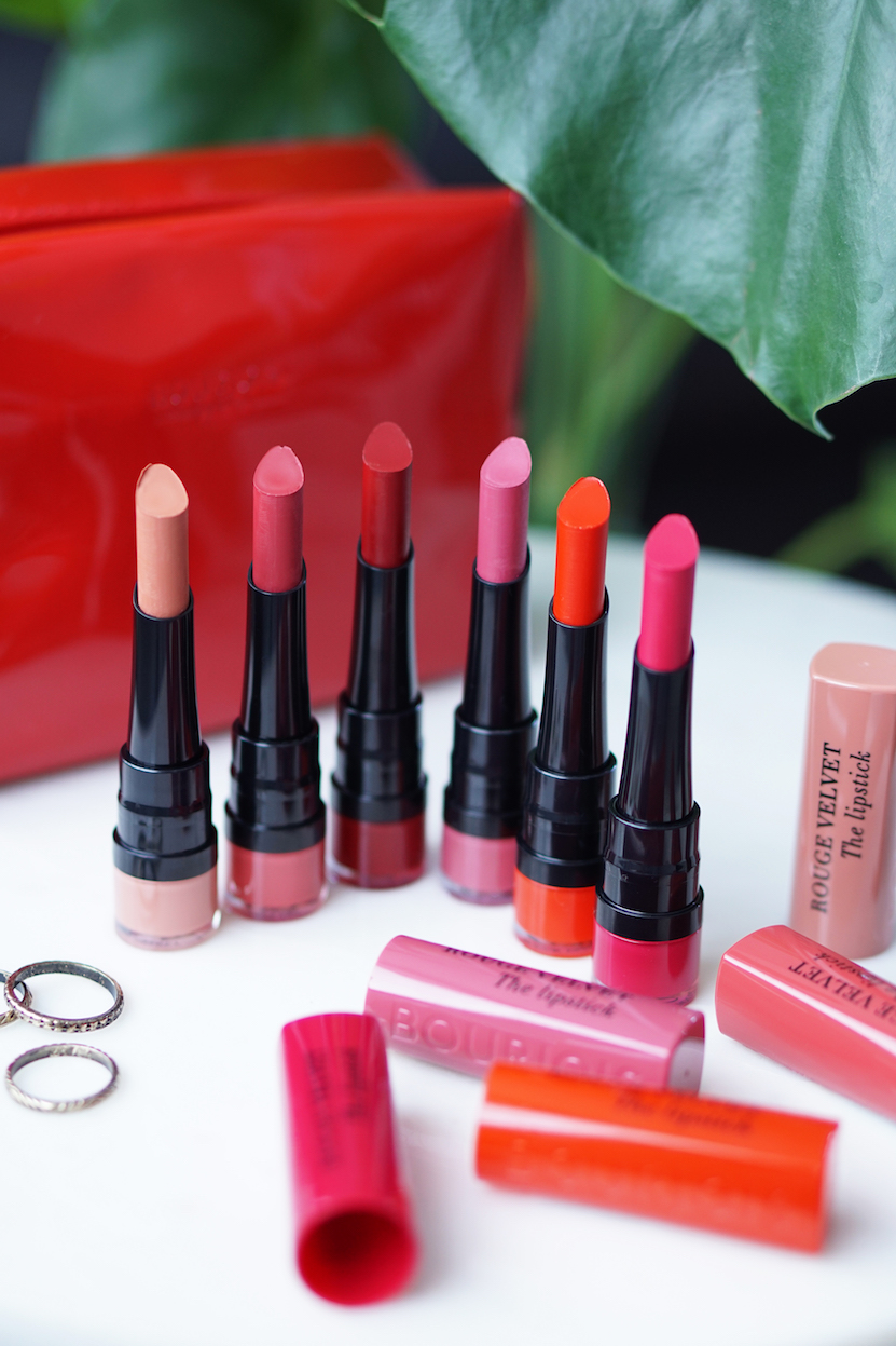 WIN 6x Bourjois Rouge Velvet the Lipstick