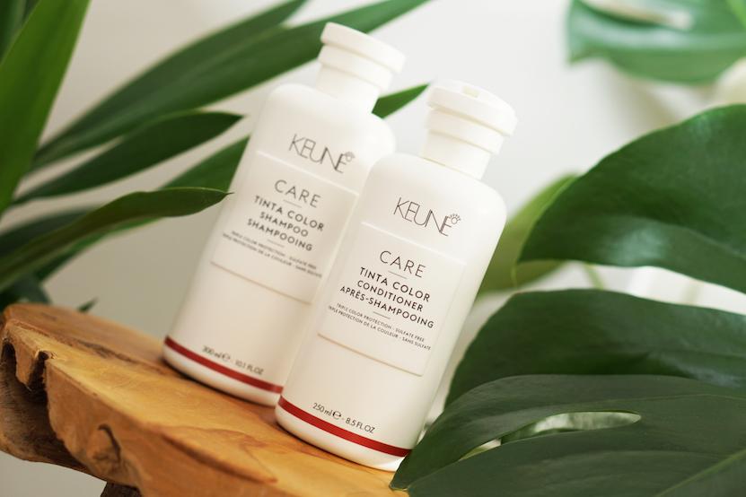 Keune Tinta Color Care shampoo & conditioner