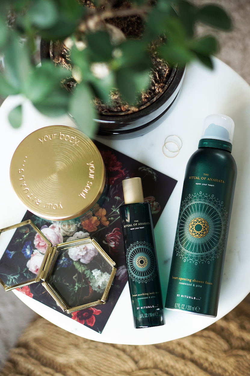 Rituals limited edition wintercollectie: The Ritual of Anahata