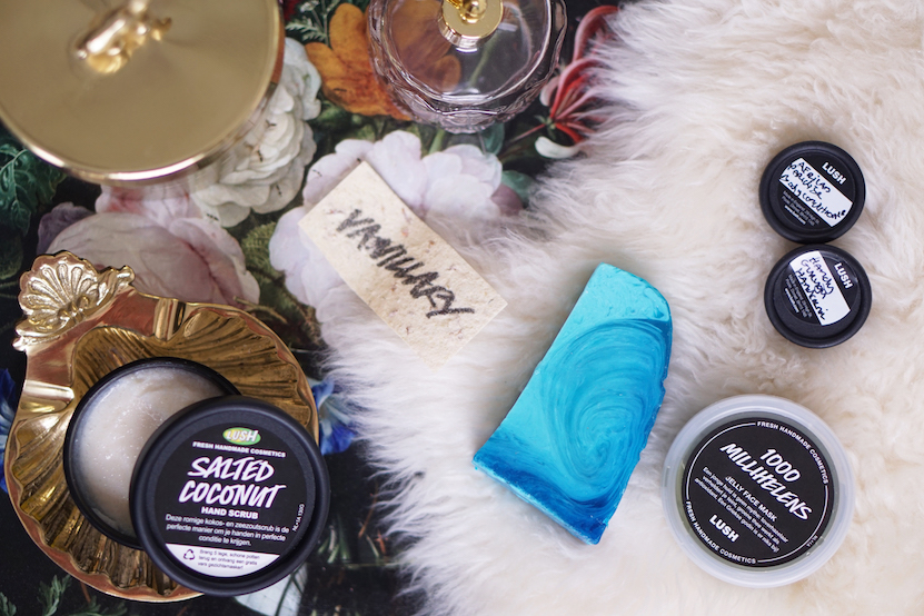 Lush birthday unboxing! <3