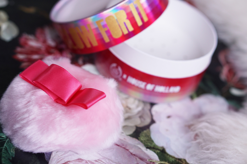 The Body Shop kerstcollectie #playforpeace