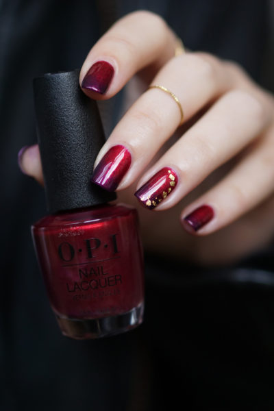 DIY Nail Art Love OPI XOXO + Black Friday Beautyill Shop