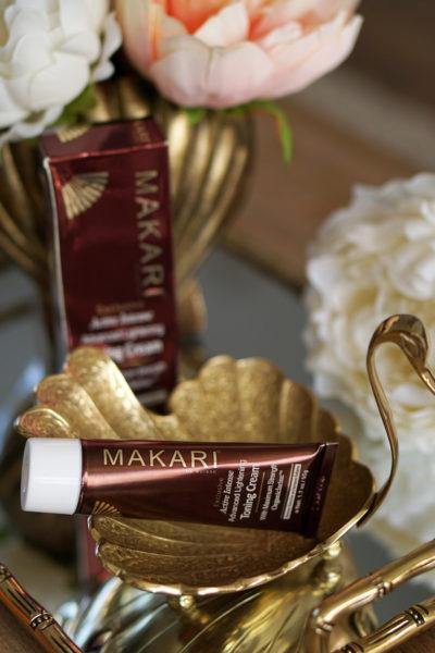 Hyperpigmentatie vervagen, Makari Exclusive Toning Crème