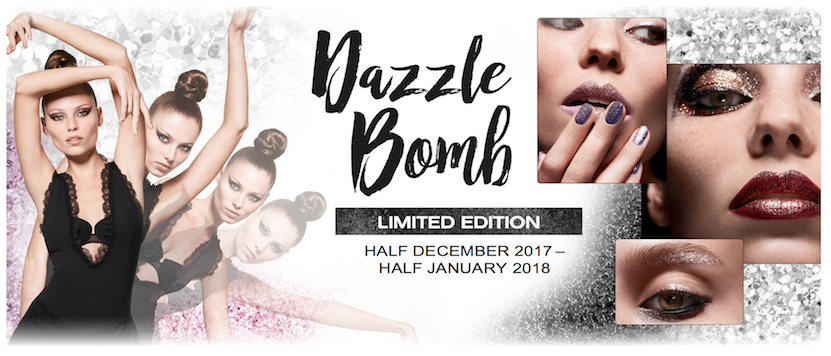 CATRICE Limited Edition Dazzle Bomb