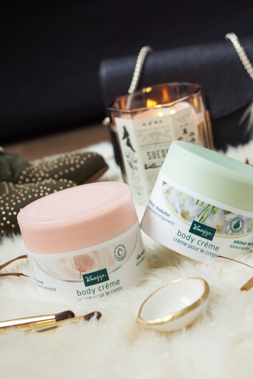 Kneipp body crème Silky Secret & Patchouli