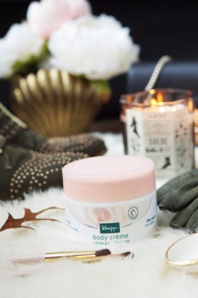 Kneipp body crème Silky Secret & Patchouli