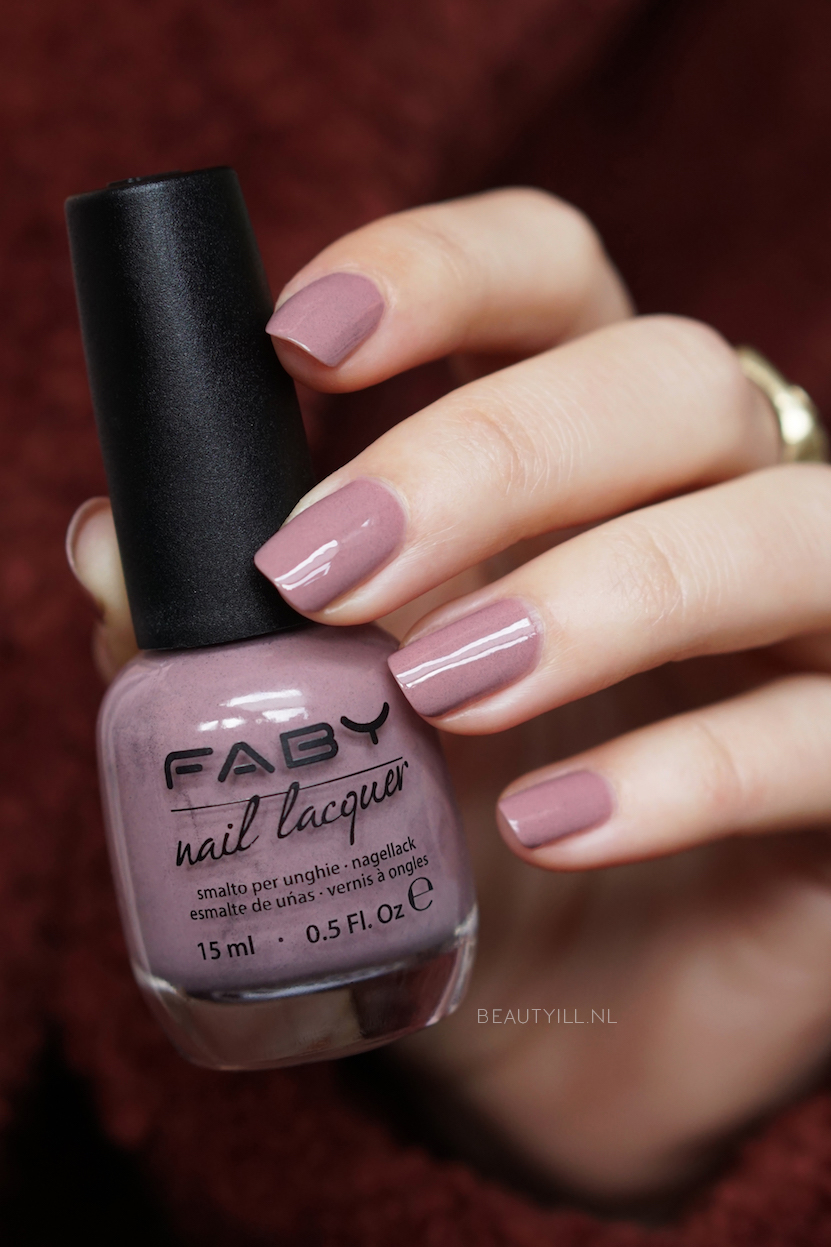 Faby 'Ego' collection swatches