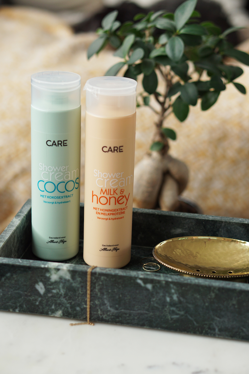 Albert Heijn Care Shower Gel & Creams