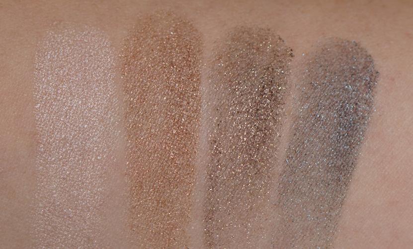 MAC Jade Jagger Burning Nights eye shadow & Mineralize Blush Perfect Bronze
