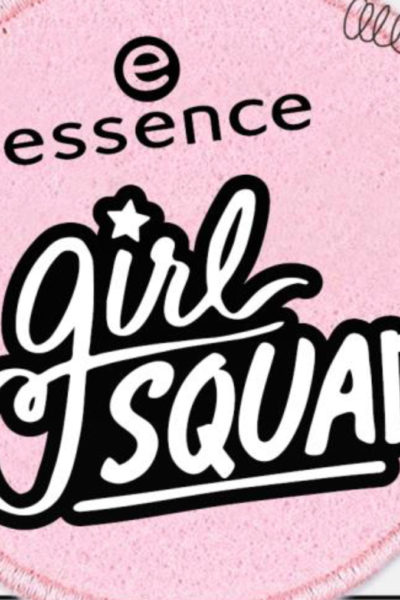 "essence trend edition ""girl squad"""