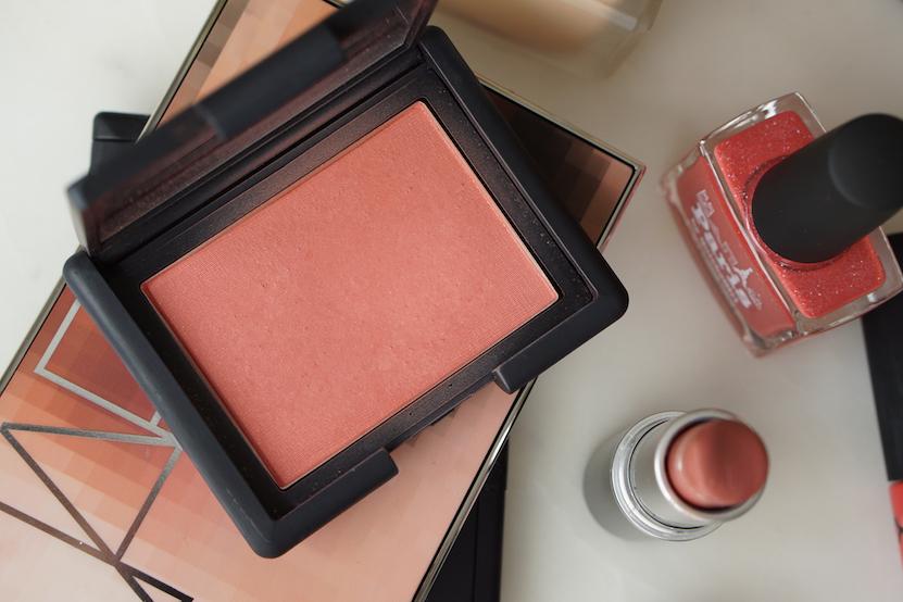 Mijn geliefde producten, Valentijnseditie nars torrid blush