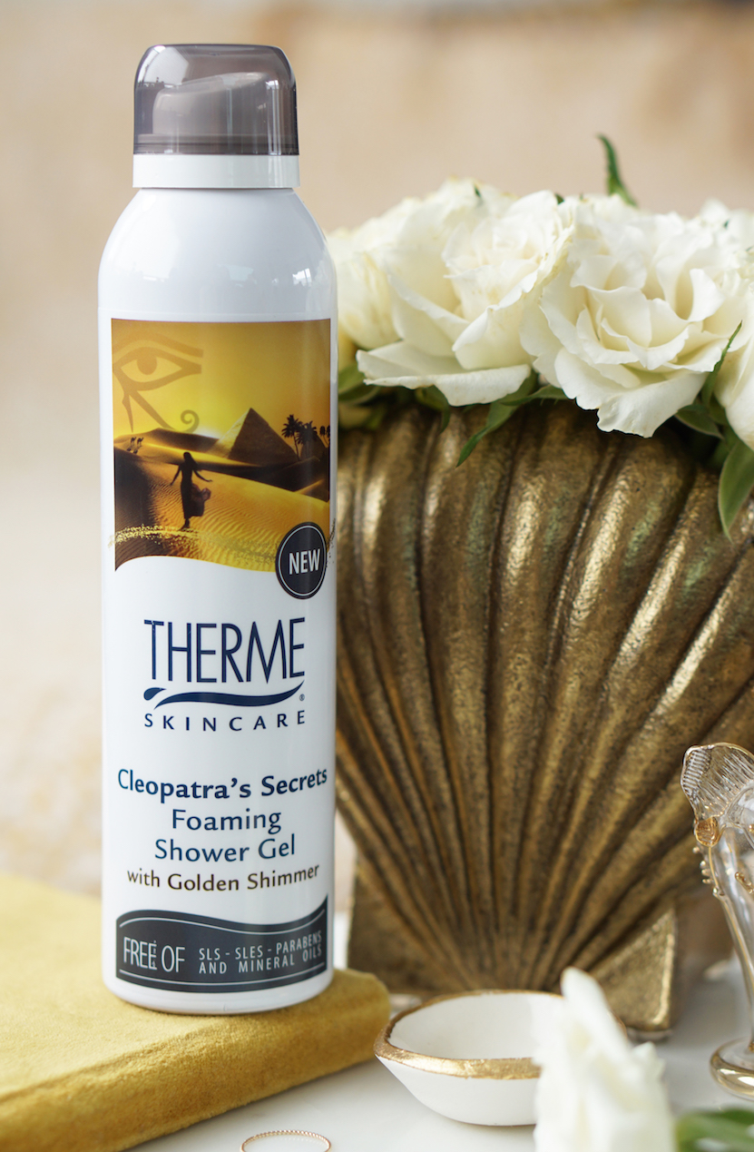 Therme Cleopatra's Secrets producten