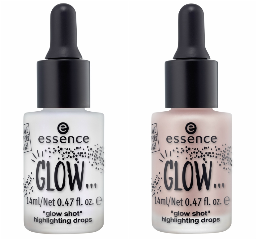 "essence trend edition ""glow like..."""
