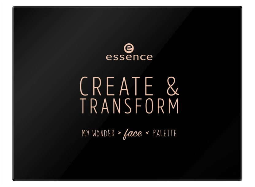 "essence trend edition ""create & transform my wonder palette"""