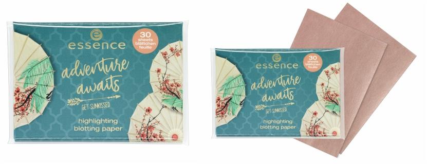 "essence trend edition ""adventure awaits - GET SUNKISSED"""